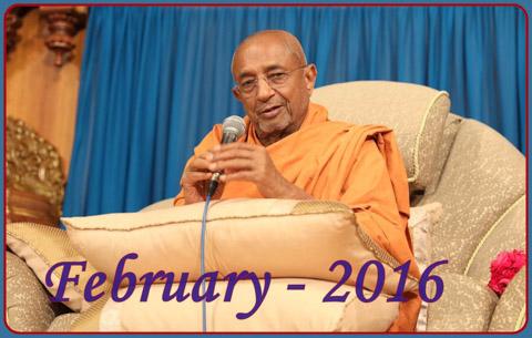 Hari Darshan - Feb 2016