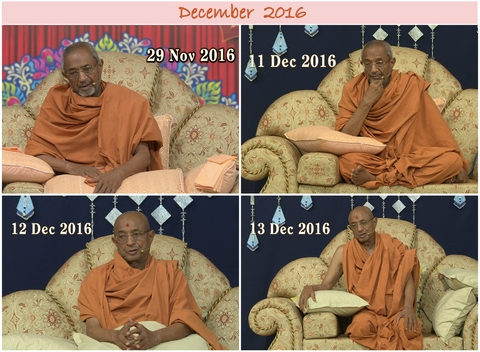 Hari Darshan - Dec. 2016