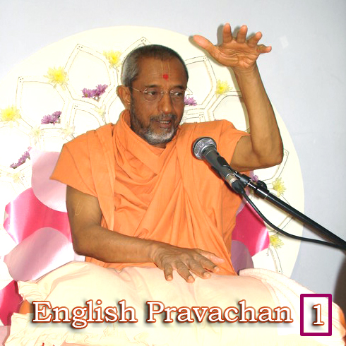 English Pravachan 1