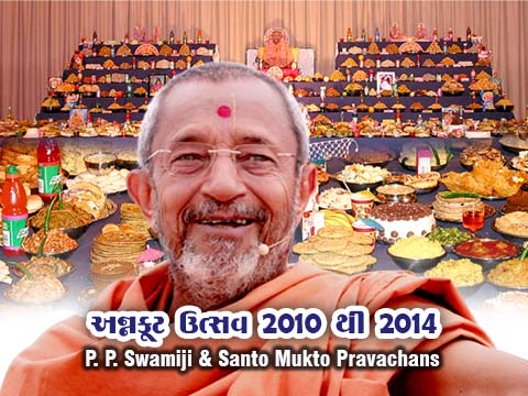 Annakoot Utsav-2010 to 2014
