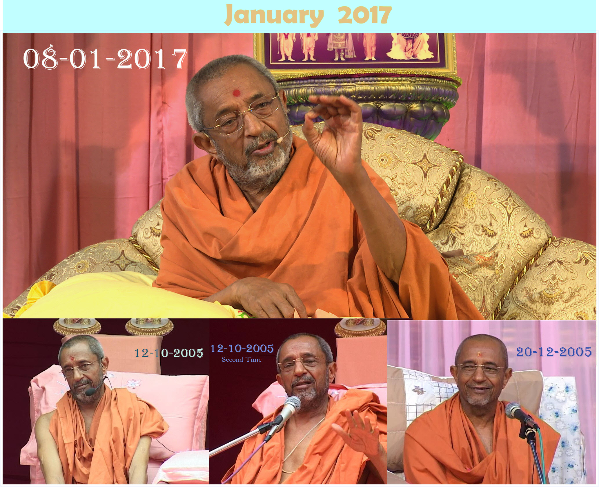 Hari Darshan - Jan. 2017
